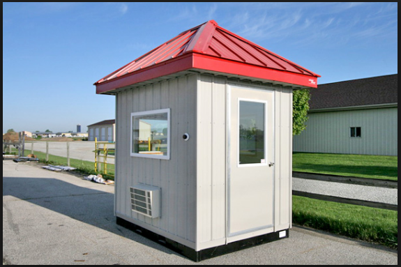 All about Portable Guard Booths